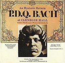 An Hysteric Return: P.D.Q. Bach at Carnegie Hall httpsuploadwikimediaorgwikipediaenthumba