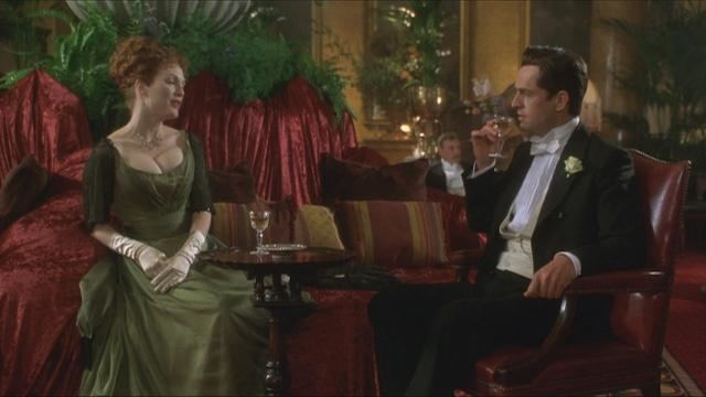 An Ideal Husband (1998 film) movie scenes An Ideal Husband Unfinished Business