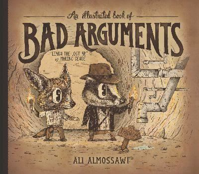 An Illustrated Book of Bad Arguments t2gstaticcomimagesqtbnANd9GcTBigWi2Uv61rtYD1