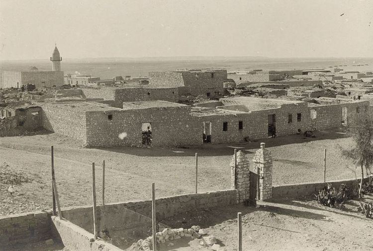 An-Nekhel Fortress