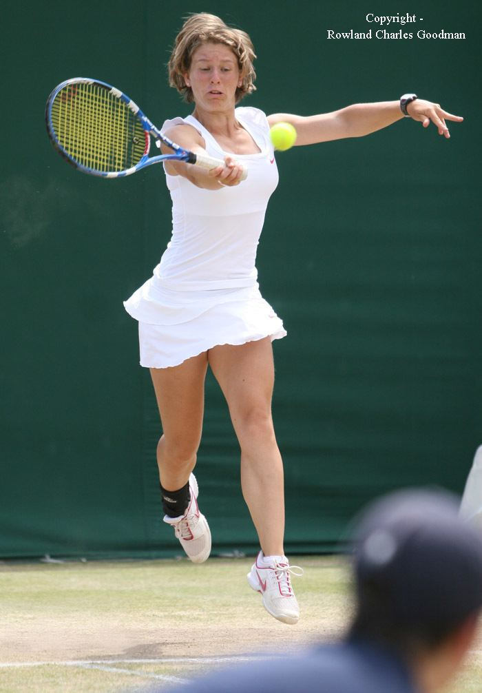 An-Sophie Mestach AnSophie Mestach Tennis Photo 23643766 Fanpop