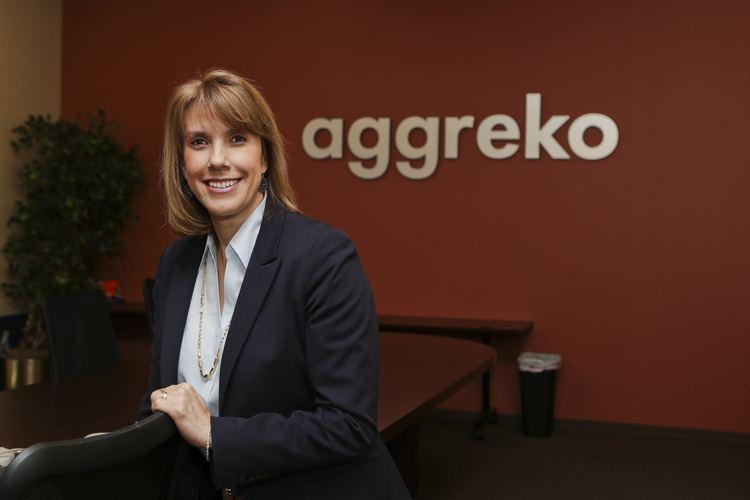 Ana Amicarella Ana Amicarella of Aggreko Powering Economies