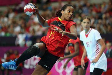 Ana Barros (handballer) Ana Barros Zimbio