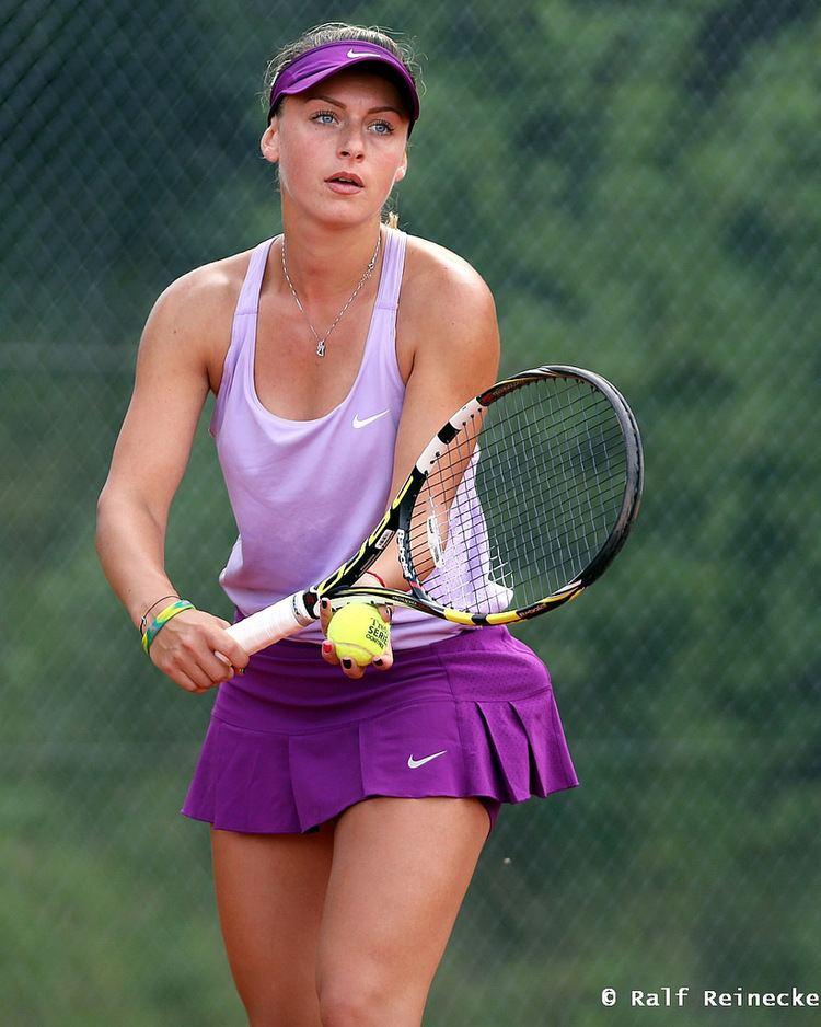 Ana Bogdan Ana Bogdan Ladies Open Hechingen 2014 09 Flickr