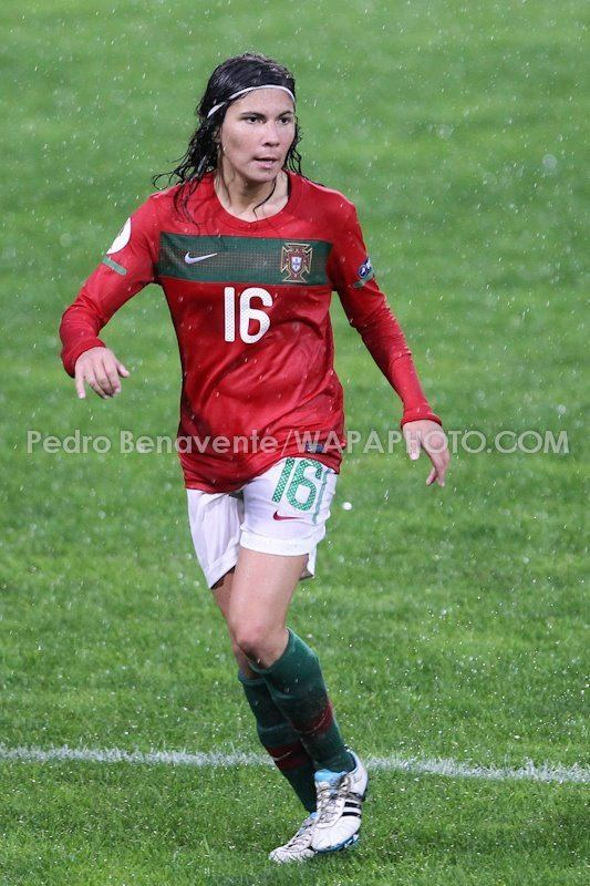 Ana Borges O futebol sempre foi a minha grande paixoquot Ana Borges