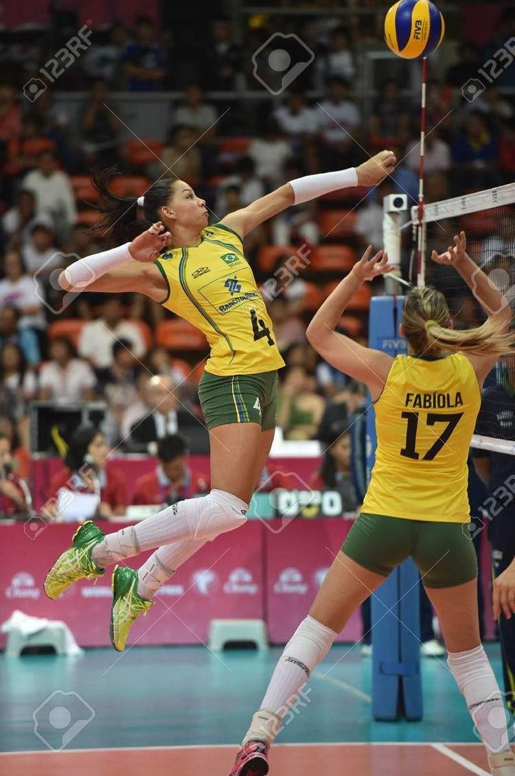 Ana Carolina da Silva Bangkok Thailand August 15 Ana Carolina Da Silva Of