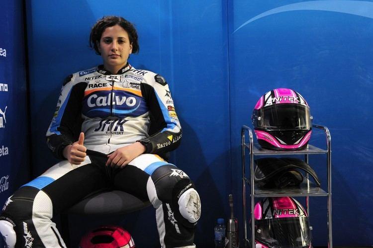 Ana Carrasco A woman in a man39s world39 Ana Carrasco KTM BLOG