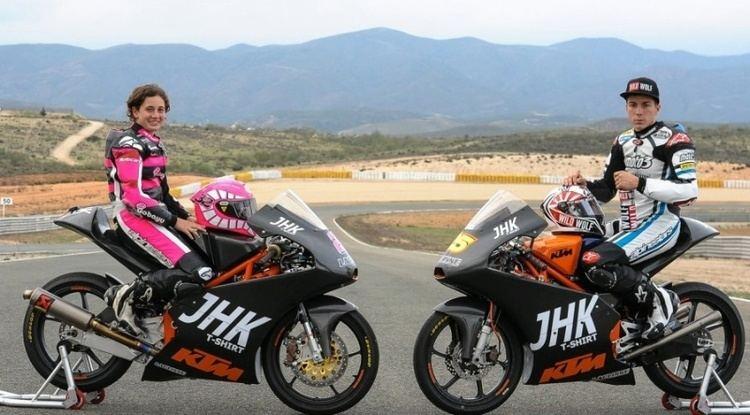 Ana Carrasco MotoGP News Ana Carrasco confirmed as Moto339s first