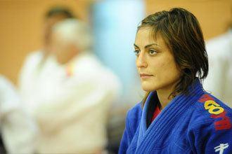 Ana Carrascosa Ana Carrascosa bronce en el Grand Prix de Abu Dhabi de