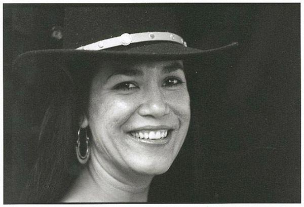 Ana Castillo Ana Castillo Portrait Identity Theory