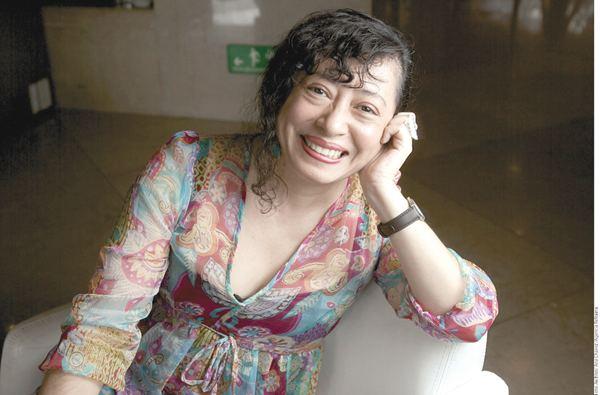 Ana Clavel Ana Clavel explora el erotismo femenino Literatura 08