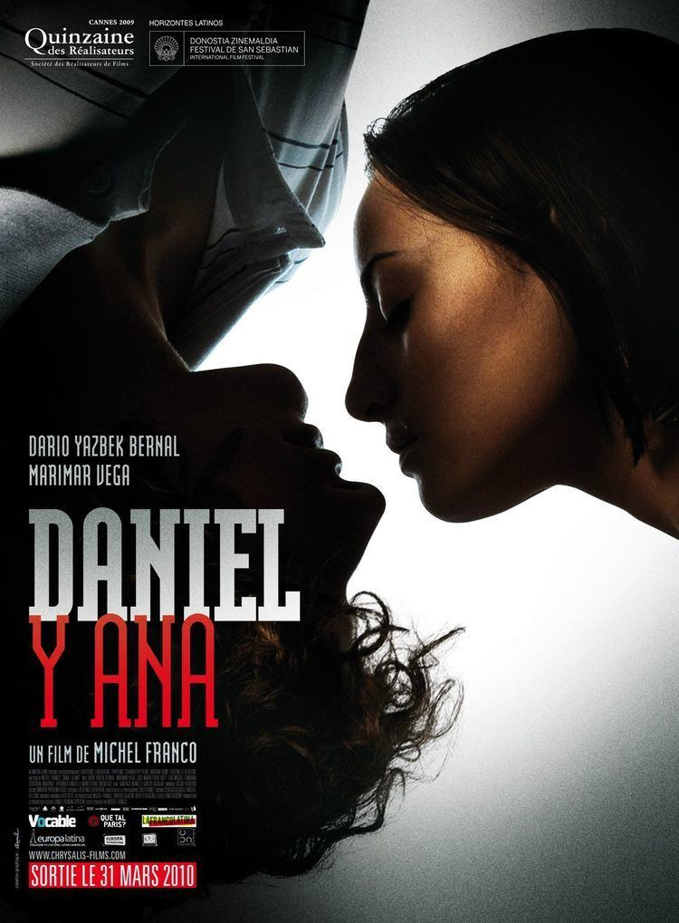 Ana Daniel Picture of Daniel and Ana
