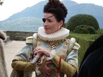 Ana de Mendoza, Princess of Eboli wwwnachoarescom La Princesa de boli The El Escorial