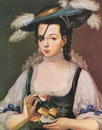 Ana de Mendoza, Princess of Eboli The Princess and the Eye Patch Columbia Classical