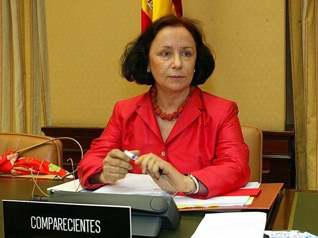 Ana de Palacio y del Valle-Lersundi My interview with former Spanish Foreign Minister Ana