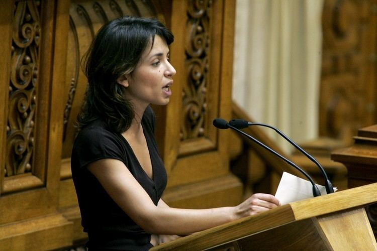 Ana Drago Deputada do BE Ana Drago abandona Parlamento a 31 de