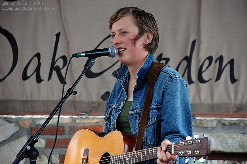 Ana Egge Interview On the Road with Ana Egge Evil Tender Dot Com