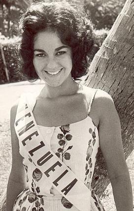 Ana Griselda Vegas Bellezas Venezolanas Ana Griselda Vegas 1941 La Miss del Jabn