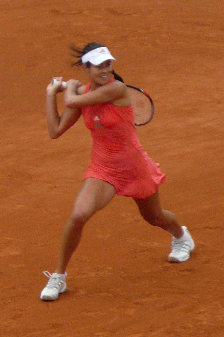 Ana Ivanovic career statistics