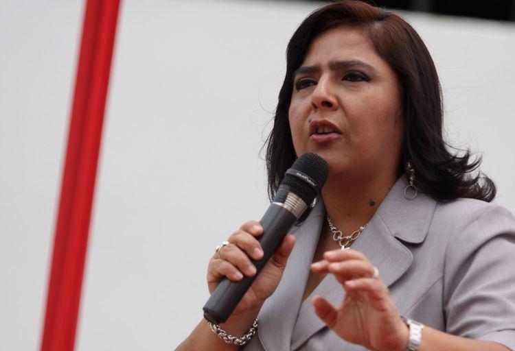 Ana Jara Post Ana Jara quotagradeciquot a tres congresistas por Ica que