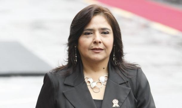 Ana Jara Ana Jara Congreso la cita por presunto reglaje a polticos