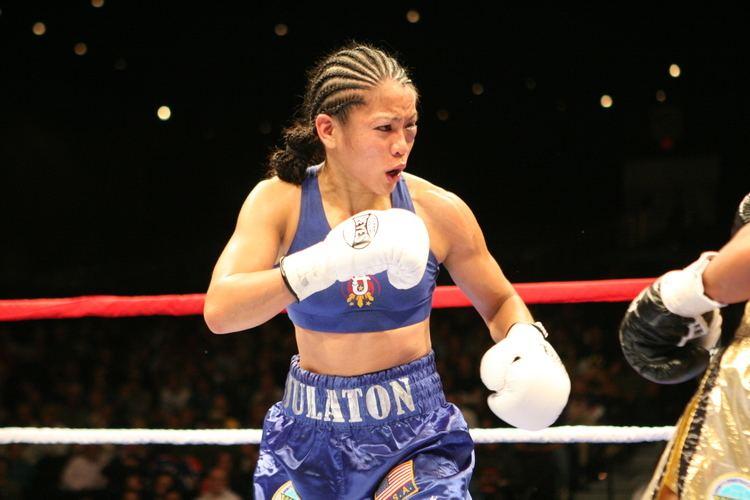 Ana Julaton ThreeTime World Boxing Champion Ana The Hurricane Julaton