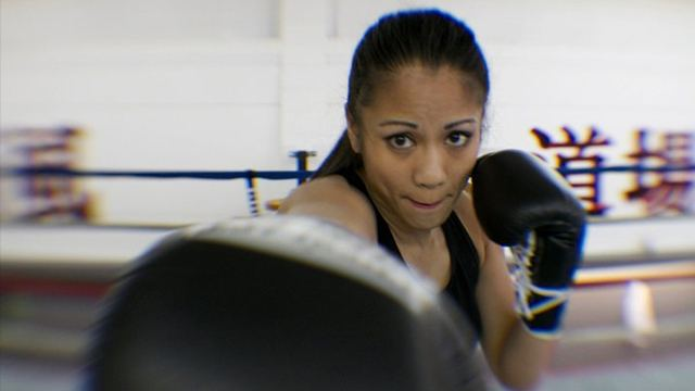 Ana Julaton Ana Julaton returns to boxing in 2015