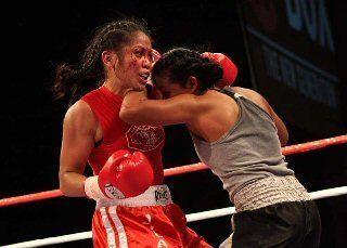 Ana Julaton Womens Boxing Ana Julaton Biography