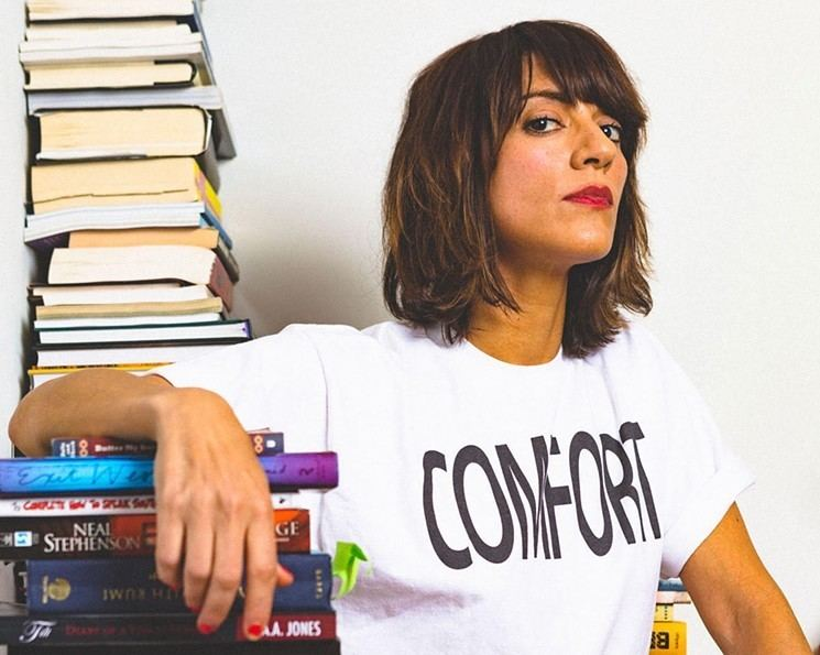 Ana Lily Amirpour Director Ana Lily Amirpour Gave Jim Carrey the Weirdest Role in The