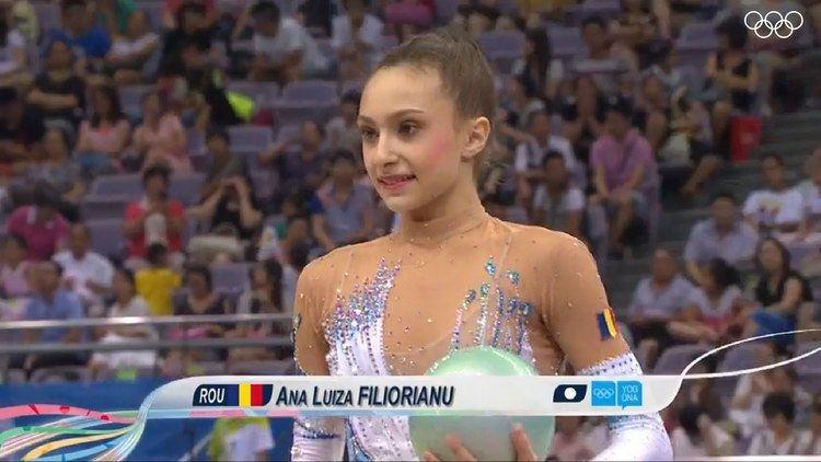 Ana Luiza Filiorianu Ana Luiza FiliorianuYouth Olympic Gamesby RSGVIDEO