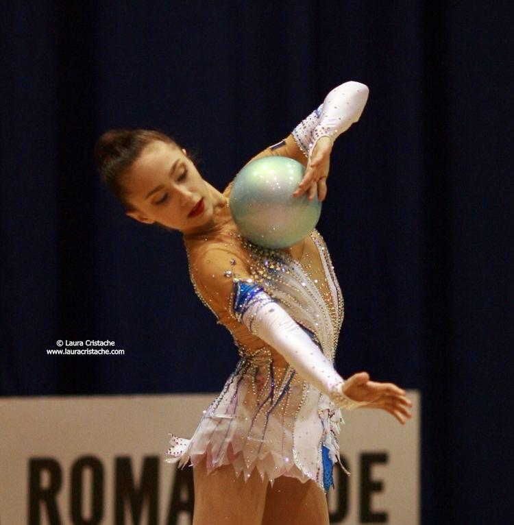 Ana Luiza Filiorianu Ana Luiza Filiorianu 4th place All Around Final