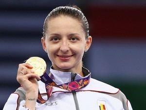 Ana Maria Brânză Romania39s Ana Maria Branza elated with quothistoricquot victory at