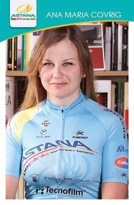 Ana Maria Covrig Ana Maria Covrig bios Cyclingbase