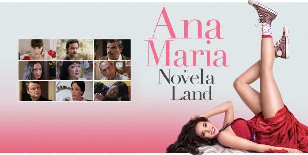 Ana Maria in Novela Land Oxygen Premieres quotAna Maria in Novela Landquot OMFGTV