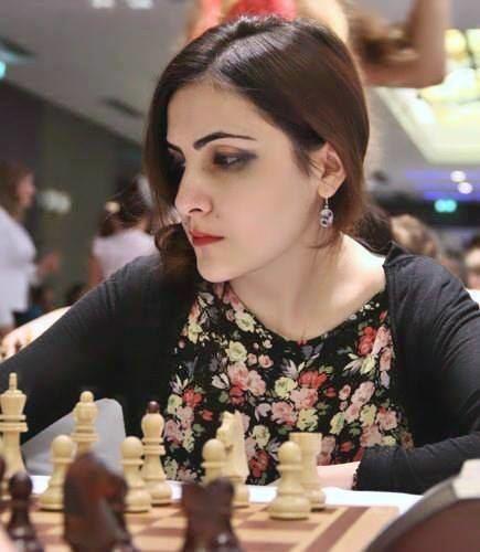 Ana Matnadze Listado de seleccionados para simultneas con Ana Matnadze