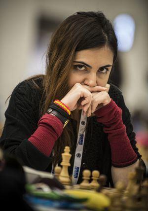 Ana Matnadze Campeonaherona desde los 10 aos Deportes EL PAS