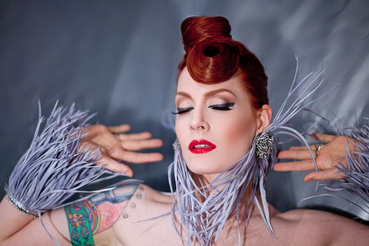 Ana Matronic Ana Matronic of the Scissor Sisters Wants To Get Her Hands