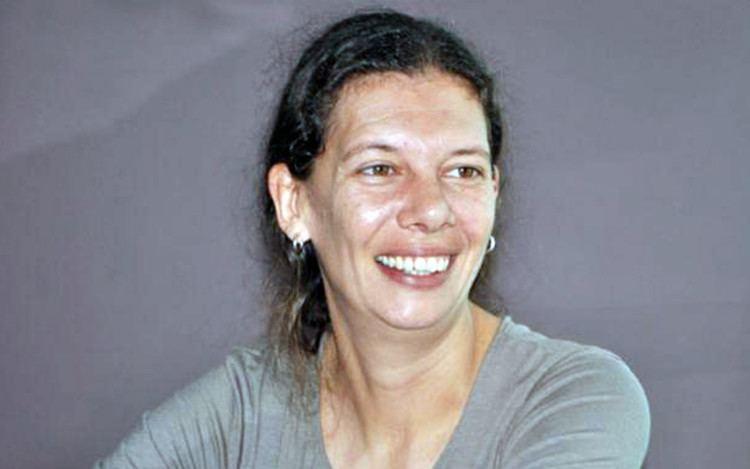Ana Moser Exjogadora de vlei Ana Moser participa de batepapo do Sesc Osasco