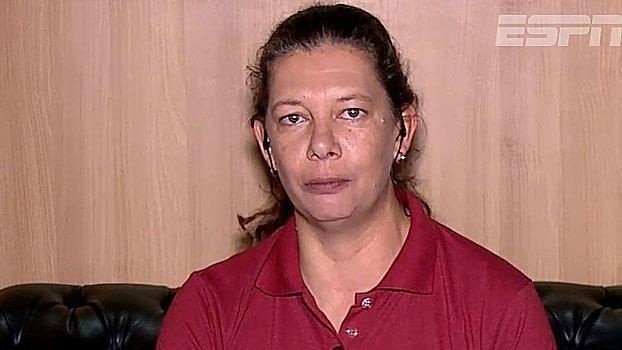 Ana Moser Notcias sobre Ana Moser ESPNcombr