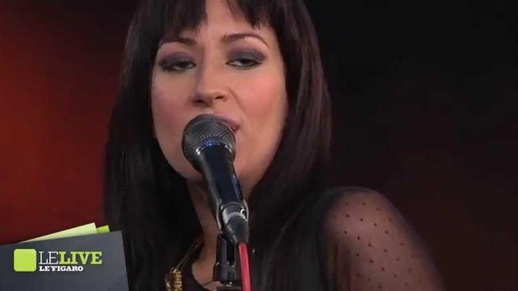 Ana Moura Ana Moura Desfado Le Live YouTube