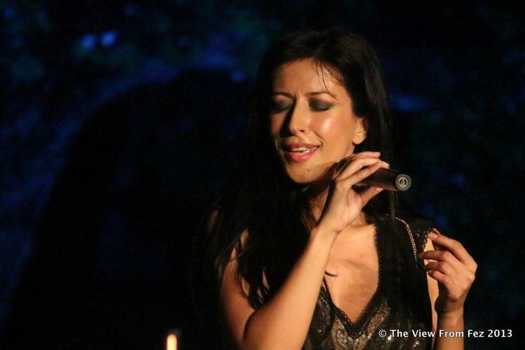 Ana Moura CONCERT GLIMPSE ANA MOURA AND HER FADO MUSIC SOAR AT BERKLEE