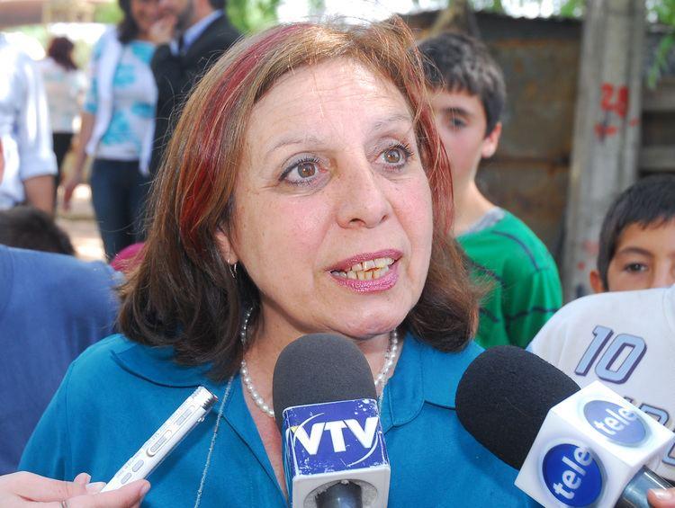 Ana Olivera Radio Nacional El voto de Ana Olivera