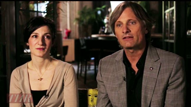 Ana Piterbarg Ana Piterbarg Viggo Mortensen 39Everybody Has a Plan39 TIFF