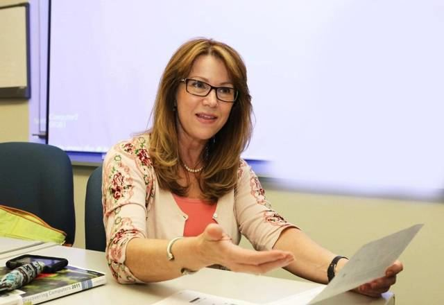 Ana Rivas Logan Miami candidate for Florida Senate says rival threatened to kick his