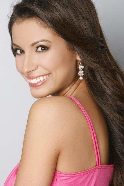 Ana Rodriguez (Miss Texas USA) MISS USA UNIVERSE BEAUTY PAGEANT CONTEST Ana Rodriguez