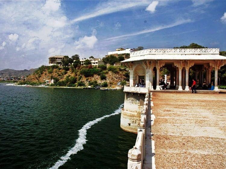 Ana Sagar Lake rescloudinarycomhimanshujainimageuploadv1461