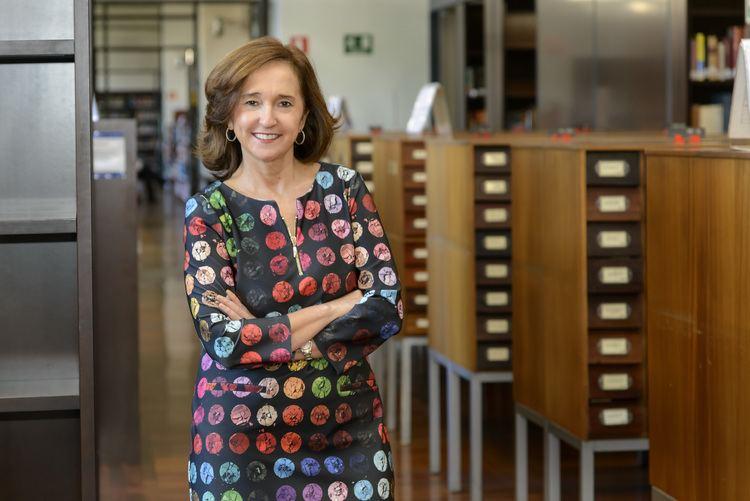 Ana Santos Aramburo About us National Library of Spain