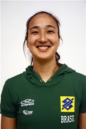 Ana Tiemi Player Ana Tiemi FIVB World Grand Prix 2015