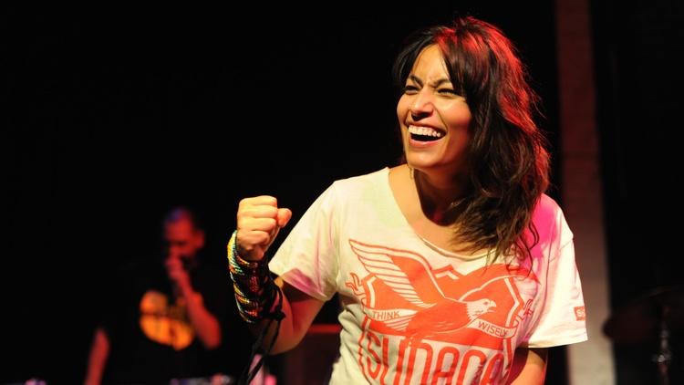 Ana Tijoux Ana Tijoux Music fanart fanarttv