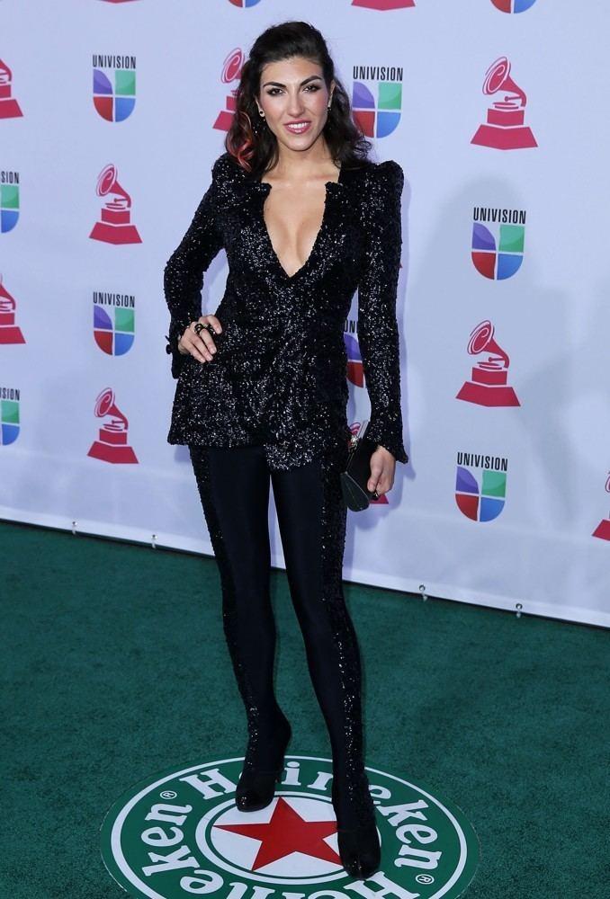 Ana Victoria Ana Victoria Picture 1 13th Annual Latin Grammy Awards